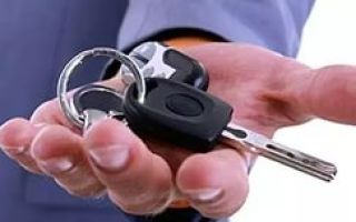 Аренда автомобиля у физического лица в бухгалтерии