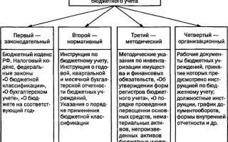Отчетность бухгалтерского учета в бюджетных учреждениях