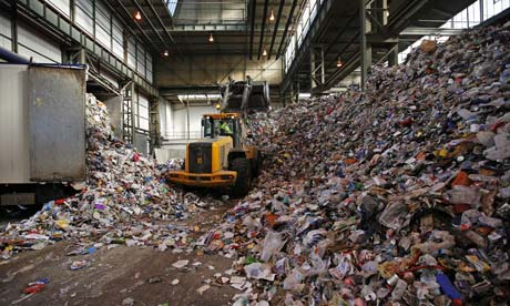 как выглядят отходы производства